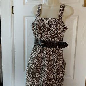 Rafaella Petite 8 Shift Made Summer Dress NWOT
